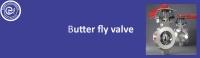 butter fly valve